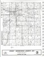 Map Image 009, Muscatine County 1977